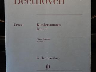 作曲家別おすすめ楽譜紹介 第4回【ベートーヴェン】