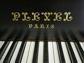 【《ピアノを聴く動画》使用ピアノ紹介】第8回プレイエル