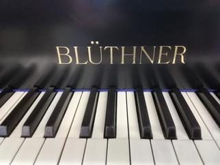 【《ピアノを聴く動画》使用ピアノ紹介】第1回ブリュートナー