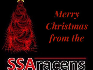 Merry Christmas from the SSA