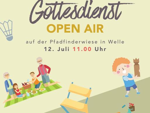 Wir feiern Open Air