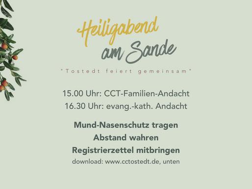 """2x """"Heiligabend am Sande"""""""