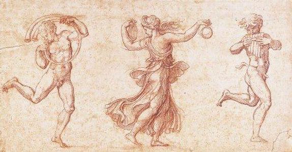 fauno e ninfe Raphael.jpg
