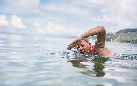 Swimming History Garston
