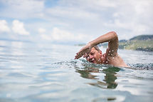 Country to popular belief, wild swimming has the lowest risk of drowning when compared to all water sports