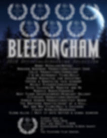Bleedingham, film, awards, festival, My Monster and Me