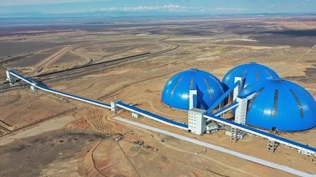 Coal Bulk Storage Project Wins Prestigious Awards