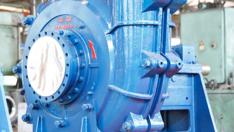 """""""Pumped Up"""": DADI Adds Slurry Pumps to Product Line"""