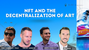 Decentralized Economy - NFTs and the Decentralization of Art