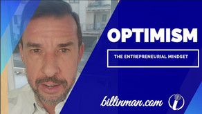 Optimism - The Entrepreneurial Mindset