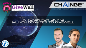 CHAINGE : A Token for Giving - MUNCH Donates to Givewell