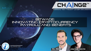 CHAINGE: BitWage - Innovating Cryptocurrency Payroll and Benefits