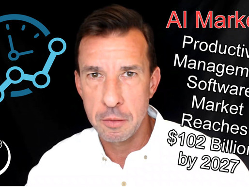 AI MARKETS – Productivity Management Software to Reach $120 Billion Market Size by 2027, Power