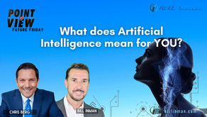 What does Artificial Intelligence mean for YOU?