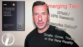 EMERGING TECH – The Enterprise Reboot is relying on emerging tech for survivability