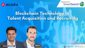 Blockchain Technology in Talent Acquisition and Recruiting