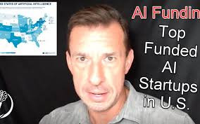 AI FUNDING – Top Funded AI Startups in the US 2020 – Bill Inman