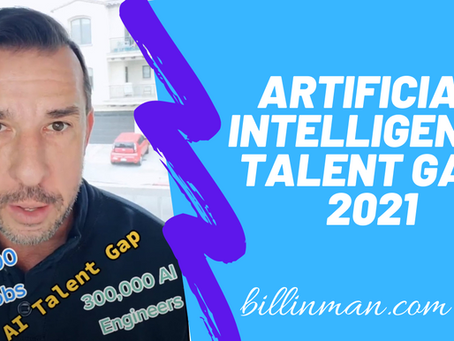 Artificial Intelligence Talent Gap 2021