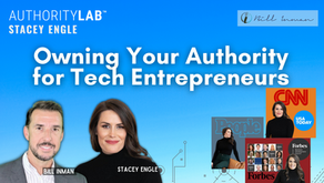 Owning Your Authority for Tech Entrepreneurs