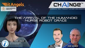 The Arrival of the Humanoid Nurse Robot Grace