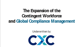 CXC Global Releases Global Contingent Workforce Compliance White Paper