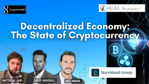 Decentralized Economy : The State of Cryptocurrency