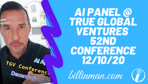 Speaking on AI Panel at True Global Ventures 52nd Conference