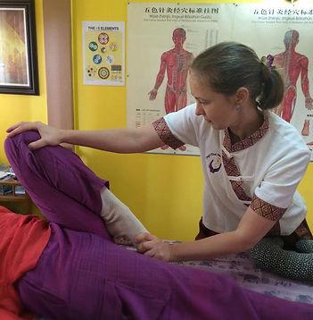 Обучение тайскому массажу в Санкт-Петербурге