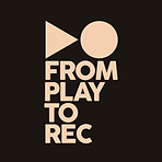 logo From play to rec Sepia.png