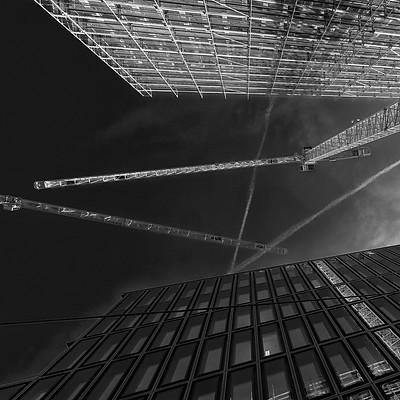 Architektur Europaallee