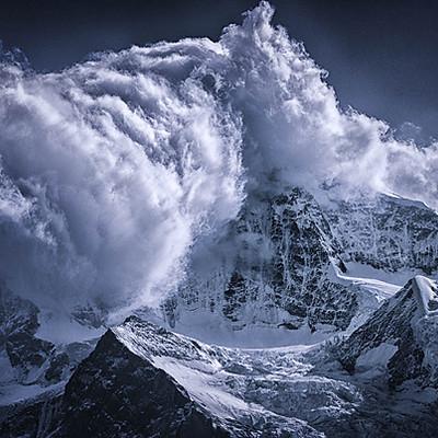 Mystische Bergwelt