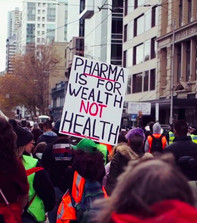 Pharma is for Wealth NOT Health