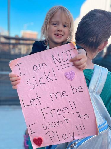 I am Not sick!