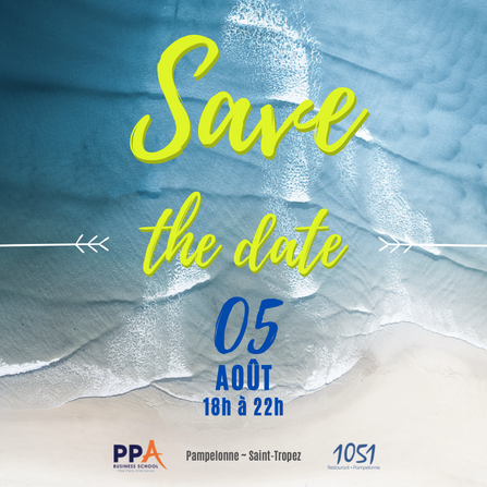 Save the date 1051 & PPA