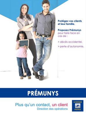 Affiche 1 La Banque Postale