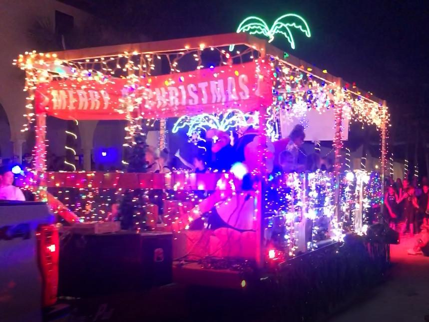 Vero Beach Christmas Parade