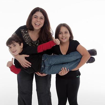 Deborah, Ana Clara & João Paulo