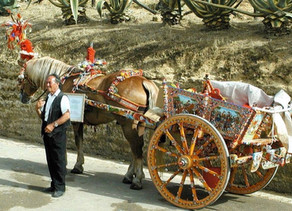 """Antique Traditions of Sicily Tour"""