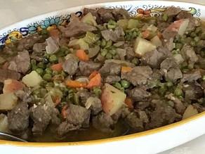 """Lo Spezzatino d'Agnello """"Lamb Stew"""""""