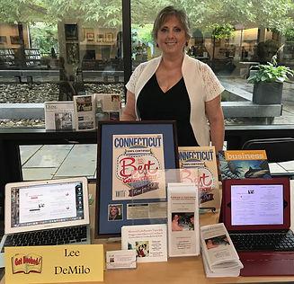 Lingua e Cucina presented at Wilton Libr