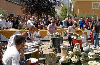 """San Lorenzello, """"Paese della ceramica"""""""