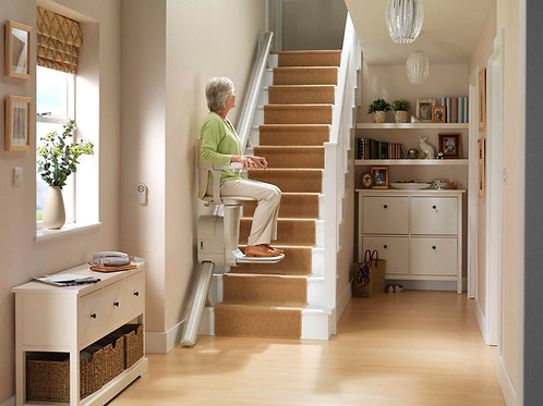 Stannah's Siena Stair Lifts