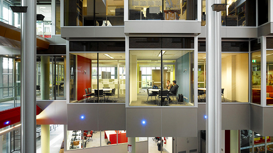 Swinburne University - LA Building