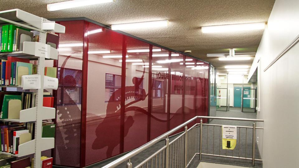 Melbourne University - Library