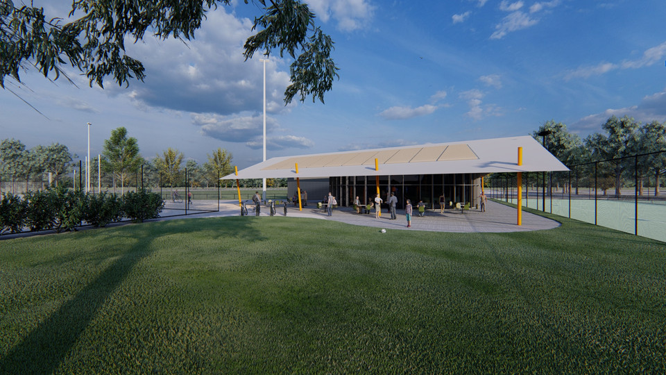 Harley Hammond Pavilion