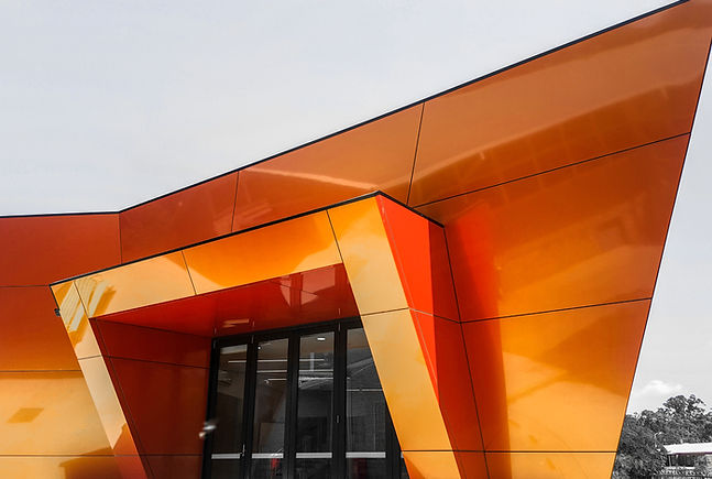 Abstract Architectre Melbourne