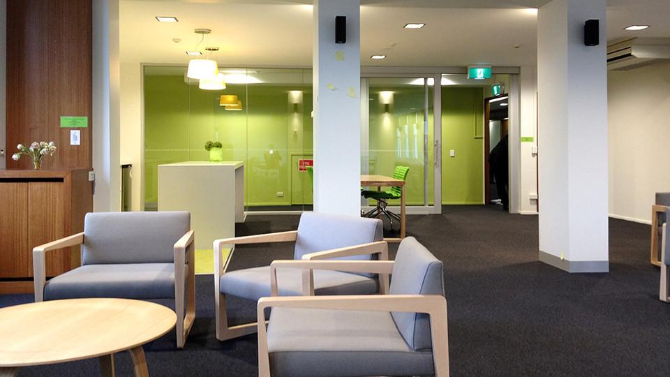 Melbourne University - John Medley Building