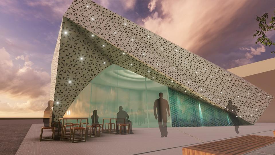 Pentridge Pavilion