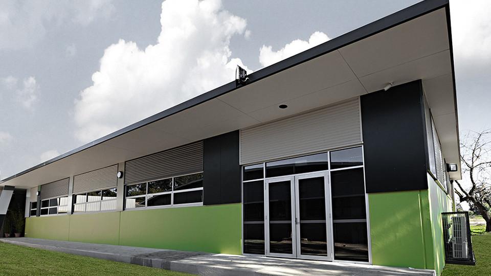 Wanganui Park SC