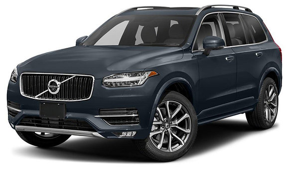 MY21 XC90 T8 Recharge Inscription Expression